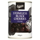 Epicure Stoneless Black Cherries (in syrup)