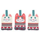 Aroma Home love cats wardrobe fresheners - 3s