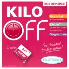Kilo Off vitarmonyl personalized slimming guide - 10s Brand Price Match - Checked Tesco.com 21/04/2014