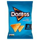 Doritos Cool Original Tortilla Chips - 6x30g