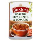 Baxters healthy choice puy lentil & tomato soup