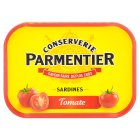 Hyacinthe Parmentier sardines in tomato sauce - drained 88g