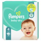 Pampers Baby Dry Size 4 Carry 27 Nappies - 25s
