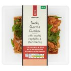 Waitrose LoveLife smoky chorizo chicken - 380g New Line