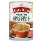 Baxters healthy choice chicken & vegetable soup - 400g Brand Price Match - Checked Tesco.com 02/12/2013