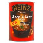 Heinz Classic chicken & barley broth soup