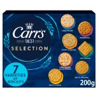 Carr's biscuit selection box - 200g