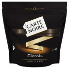 Carte Noire instant coffee refill - 150g Brand Price Match - Checked Tesco.com 16/07/2014