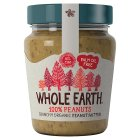 Whole Earth Crunchy Peanut Butter - 227g Brand Price Match - Checked Tesco.com 27/04/2016