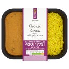 Waitrose Love life chicken korma & pilau rice - 400g