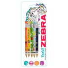 Zebra cadoozles mechanical pencil - 5s