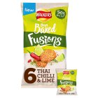 Walkers Baked Fusions Thai Chilli - 6x25g