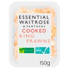 essential Waitrose cooked king prawns