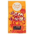 Burnt Sugar crumbly stem ginger fudge - 150g
