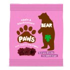 Bear jungle paws apple & blackcurrant - 20g