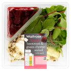 Waitrose beetroot & goats cheese salad - 280g