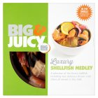 Big & Juicy luxury shellfish medley - 300g
