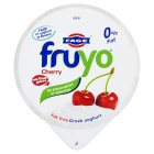 Fruyo fat free Greek yoghurt with cherry - 170g Brand Price Match - Checked Tesco.com 30/07/2014