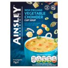 Ainsley Harriott Vegetable Chowder Cup Soup - 75g Brand Price Match - Checked Tesco.com 17/08/2016
