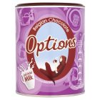 Options Belgian chocolate - 276g Brand Price Match - Checked Tesco.com 17/08/2016