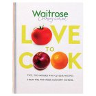 Waitrose Cookery School Love To Cook - each