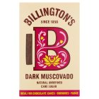Billington's dark muscovado sugar - 500g