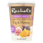 Rachel's organic limited edition bio-live yogurt - 450g