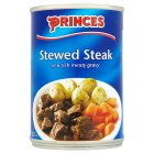 Princes stewed steak & meaty gravy