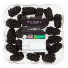 Waitrose 1 Speciality Blackberries - 190g