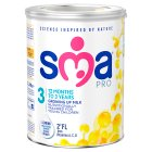 SMA powdered toddler milk (1 - 3 years) - 900g Brand Price Match - Checked Tesco.com 27/08/2014