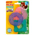 Nuby Soothing Teethers - 3s