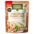 Seeds of Change wholegrain basmati rice - 240g