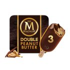 Magnum Double Peanut Butter - 3x88ml