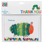 The Very Hungry Caterpillar thank you cards