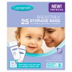 Lansinoh breastmilk storage bags - 25s Brand Price Match - Checked Tesco.com 28/07/2014