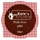 Kate's kitchen pork liver pâté - 120g