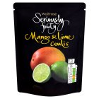 Waitrose Seriously Fruity Mango & Lime Coulis - 200g