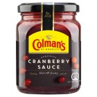 Colman's Cranberry Sauce - 265g Brand Price Match - Checked Tesco.com 25/07/2016