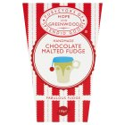 Hope & Greenwood chocolate malted fudge - 150g