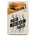 The Fickle Fish hot smoked anchovy fillets - 125g