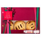 Waitrose Christmas all butter puff pastry mince pies - 6s