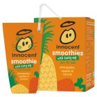Innocent kids smoothie fruit&carrot - 4x180ml