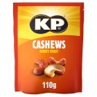 KP jumbo honey roast cashews - 140g