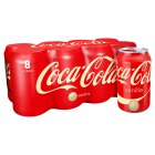 Coca Cola Vanilla - 8x330ml