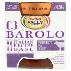 Sacla 03 barolo - 190g Introductory Offer