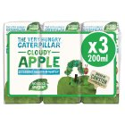 The Very Hungry Caterpillar Cloudy Apple - 3x200ml