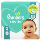 Pampers Baby Dry Size 3 Carry 30 Nappies - 30s