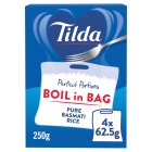 Tilda pure original basmati cook in the bag - 2x125g