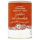 Waitrose Christmas S/Spice Hot Chocolate - 250g