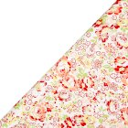 Waitrose 2m large rose giftwrap -